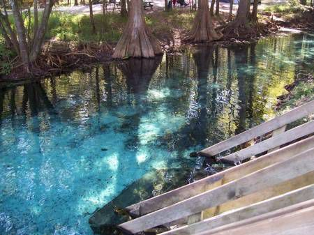 USA - Ginnie Springs