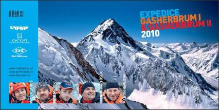 Expedice Double Gasherbrum 2010