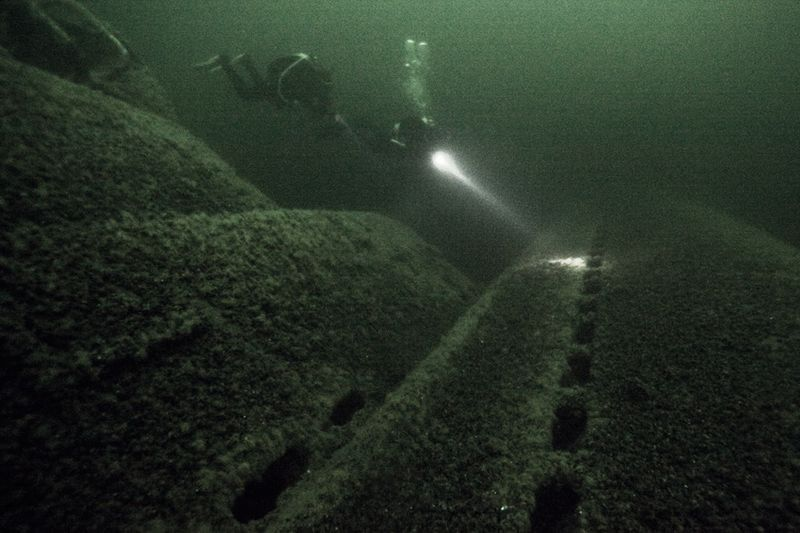 Diving the Wreck of Russian Whiskey - Class Submarine, Bornholm, Denmark
