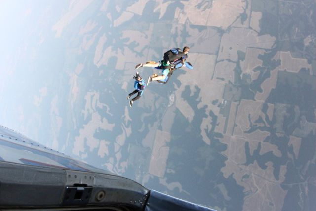 West Tennessee Skydiving - Memphis (USA)