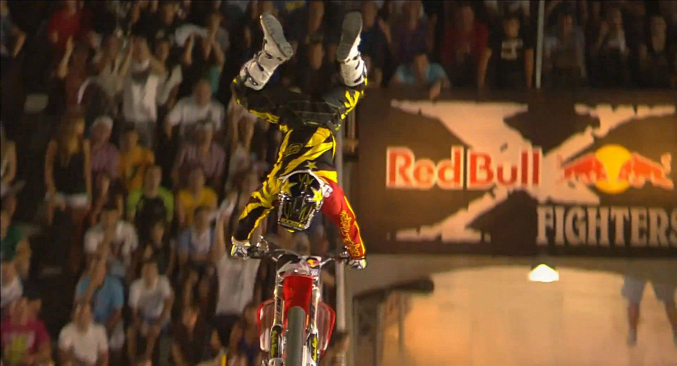 FMX - Riders in Madrid - Red Bull X-Fighters World Tour 2013