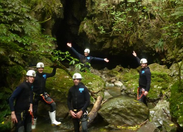 Enlightened By Glow Worms In Waitomo Caves Caving New
