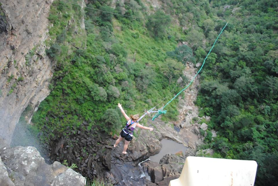 Oribi Gorge Swing - Jumps into the Abyss in South Africa | Adrex.com