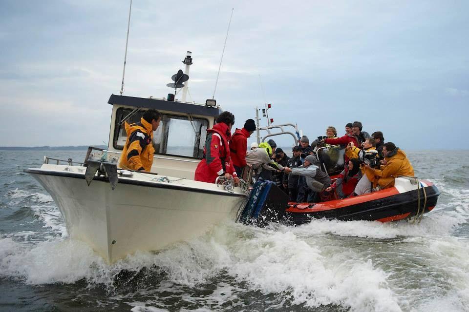 путешествие по тихому океану на лодке