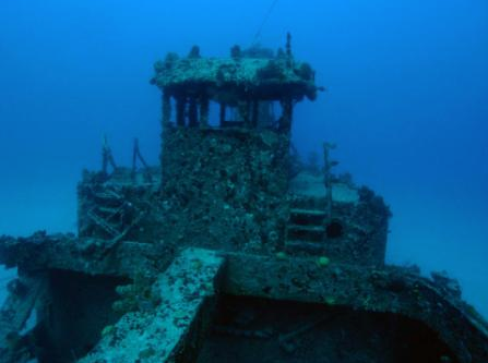 Zingara Wreck Diving, Sosua, Dominican Republic