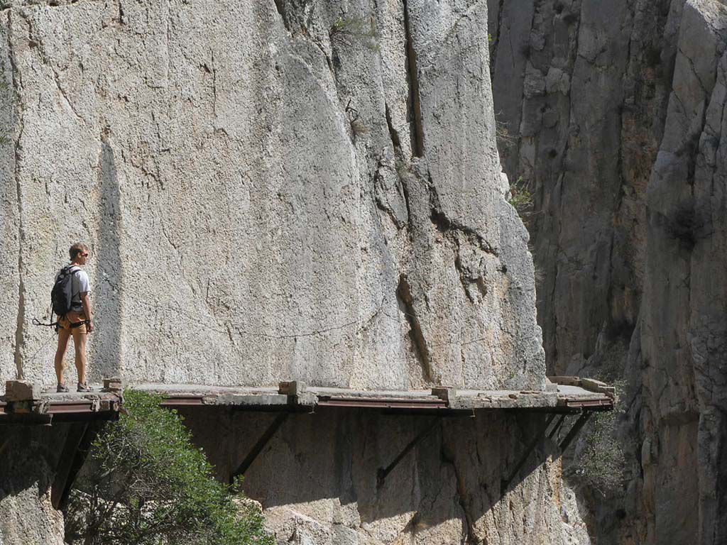 Caminito del Rey - The New Spanish Via Ferrata?