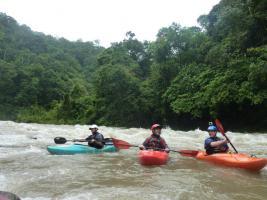 Pacuare River Kayaking and Rafting, Cartago (Costa Rica)