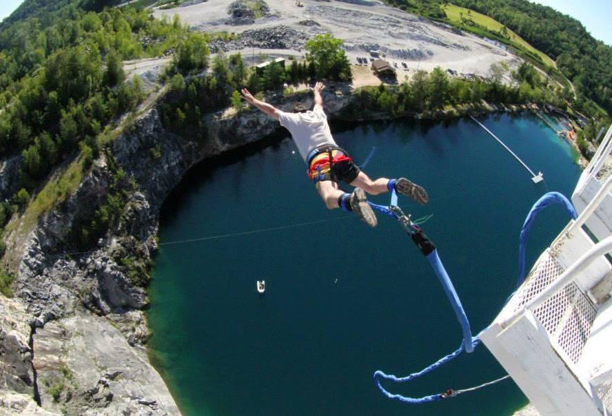 The Rock - Highest Bungee in Canada | Adrex com