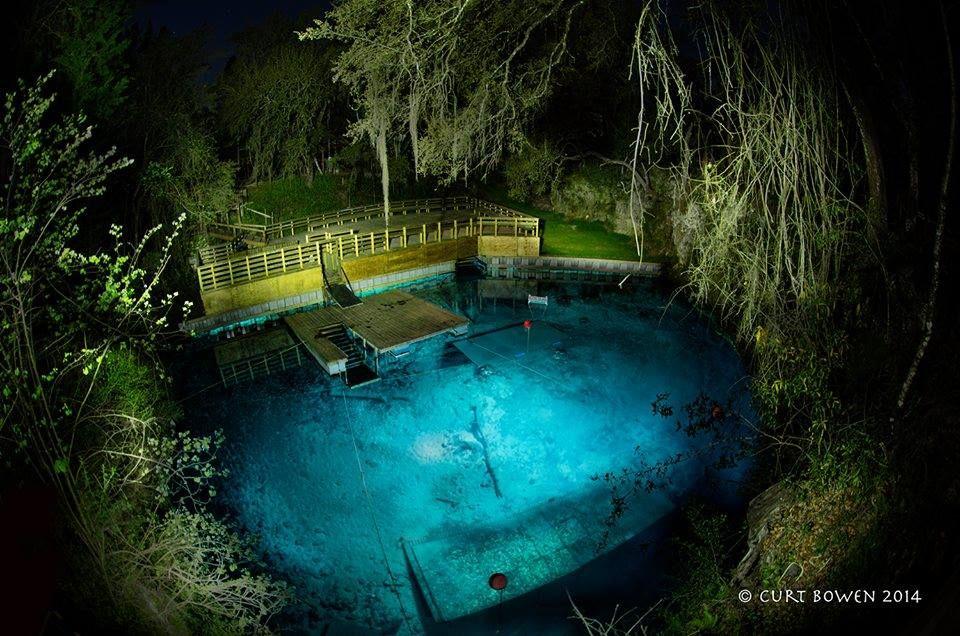 Blue Grotto Scuba Diving Williston Florida Adrex Com