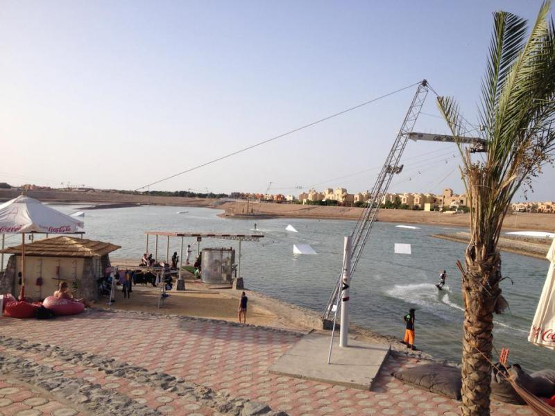 Cable Park El Gouna Wakeboarding