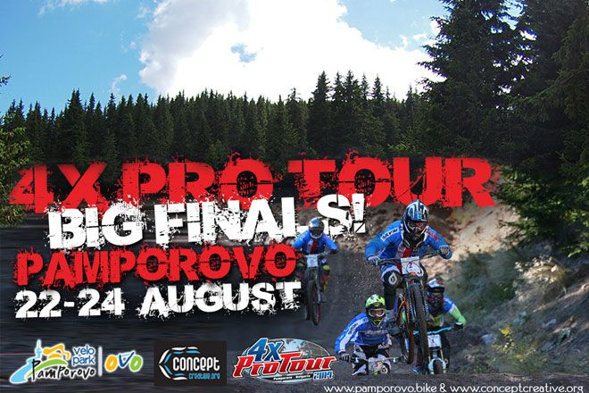 4X ProTour in Pamporovo, Bulgaria - The Grand Finale