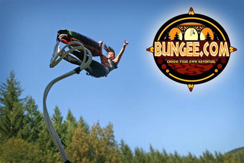 Bungee Masters from Amboy, Washington