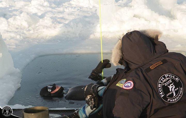 рыбалка северный полюс