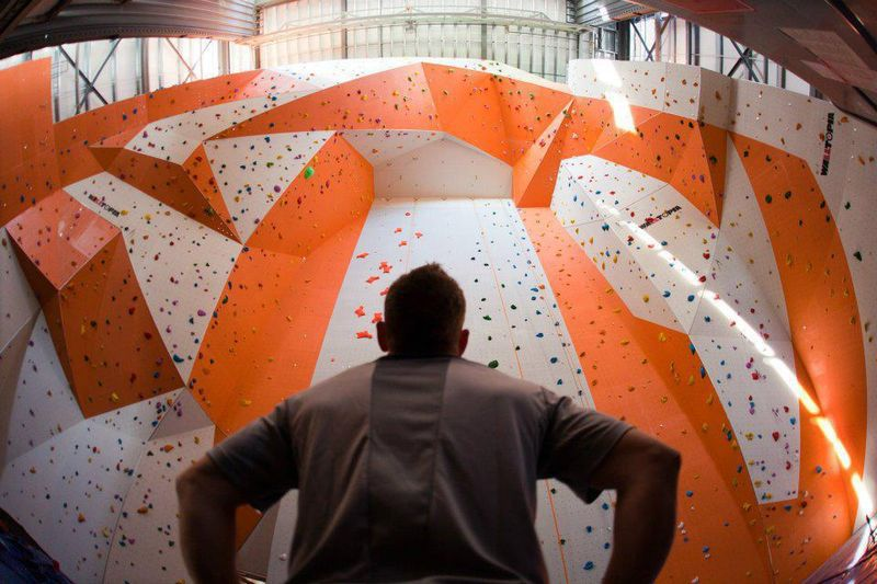 The Boulders Climbing Gym: A Place Where Next Generation of Climbers is Born