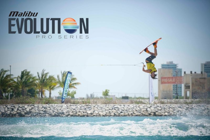 Lafferty and Friday Crowned the 2015 Malibu Evolution Pro Series Champions