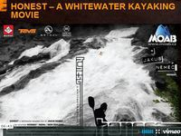 Honest - a whitewater kayaking movie