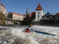 7th International Cesky Krumlov River Marathon