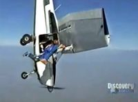 Video - Plane to Plane Skydive
