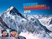 Expedice Gasherbrum I a Gasherbrum II 2010